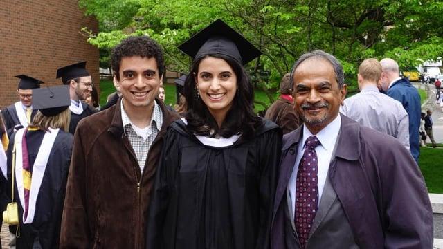 Diana Graduation BC Masters