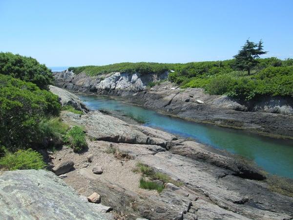 Hermit Island Lagoon