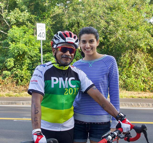 Pan Mass Challenge PMC 2017