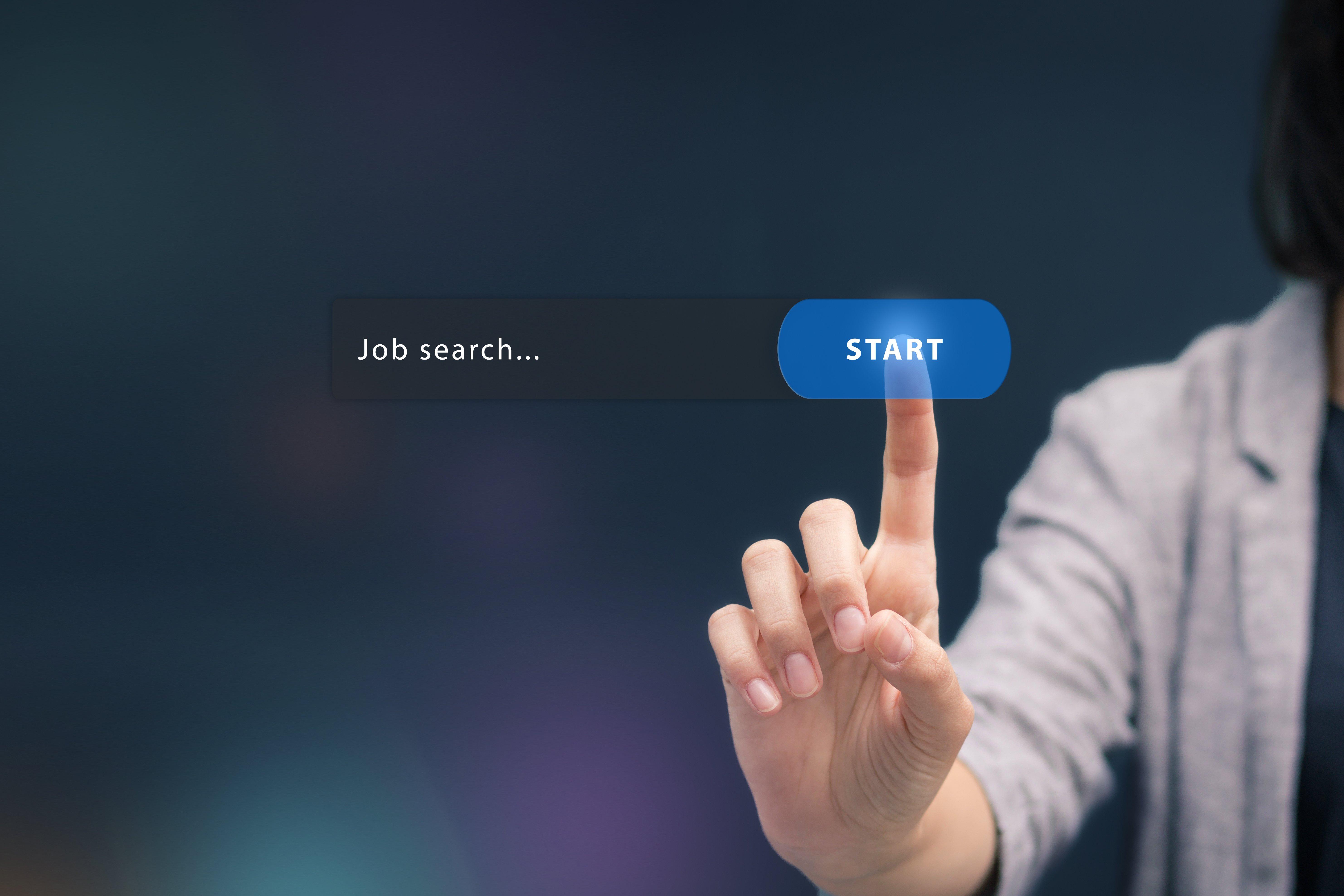 Job search start