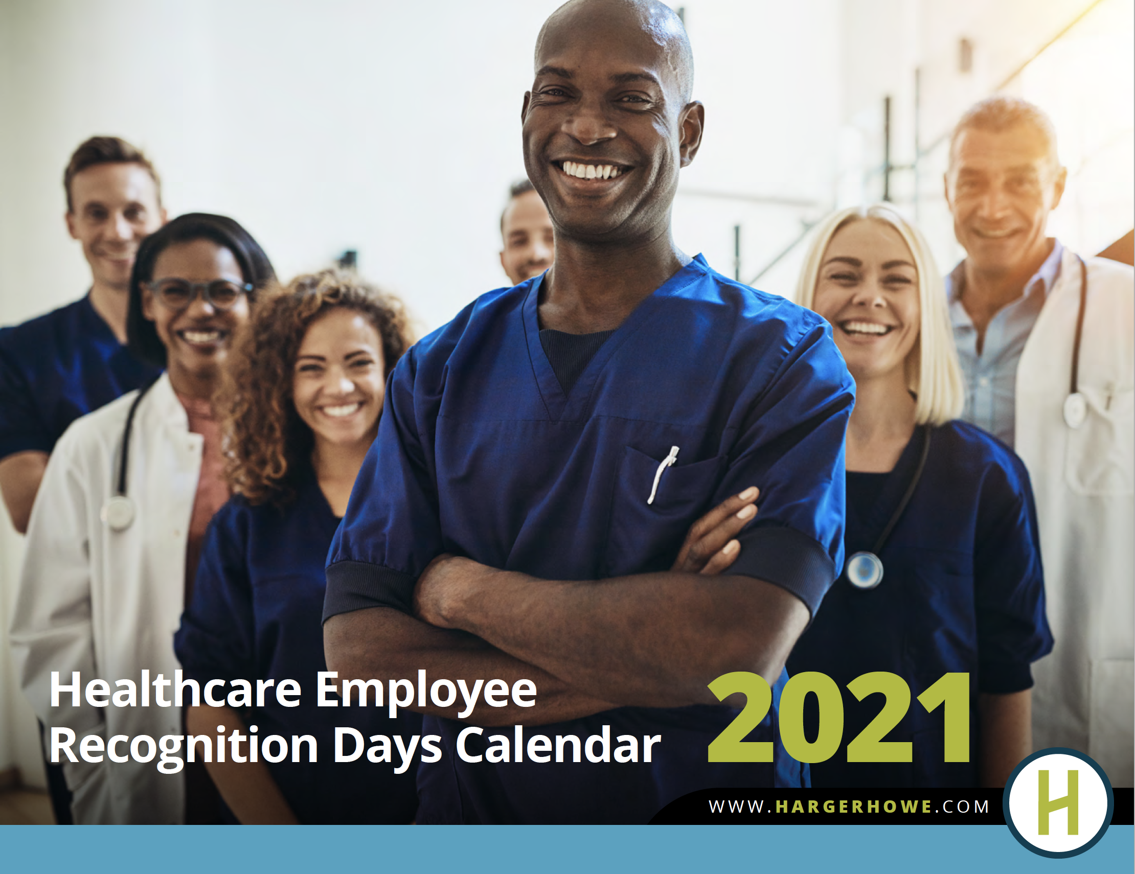 Harger Howe 2020 Healthcare recognition Days