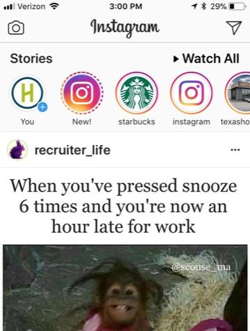 story ring instagram