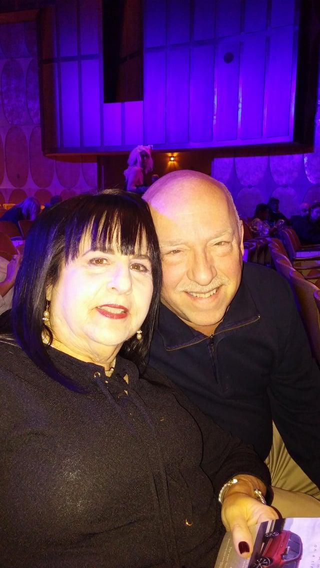 Jackie & Mark Wedes