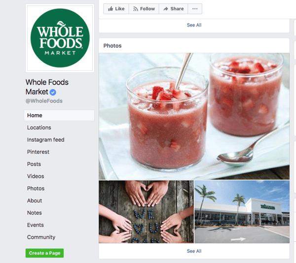 whole foods facebook photos