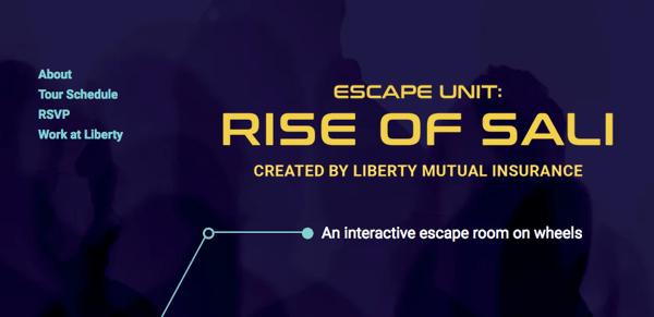 The Rise of Sali by Liberty Mutual